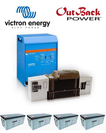 Victron Energy, OutBack Power